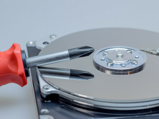 Data Recovery Solutions in Dubai